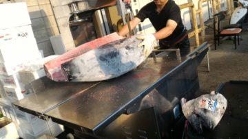 生マグロ、冷凍マグロどっちが好き?の画像