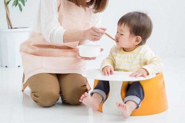 胎児の食事イメージ