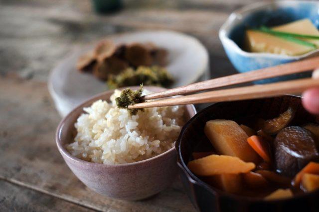 マグロなどの和食の画像